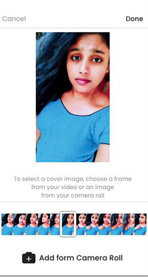Selecting-a-video-frame-to-be-used-as-a-cover-image-in-our-Video-Editor-SDK-for-iOS