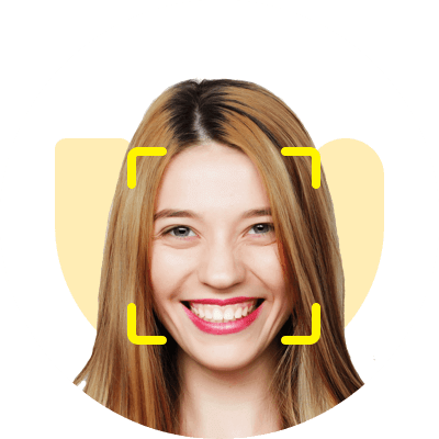 Face detection and tracking technologies to apply face filters.