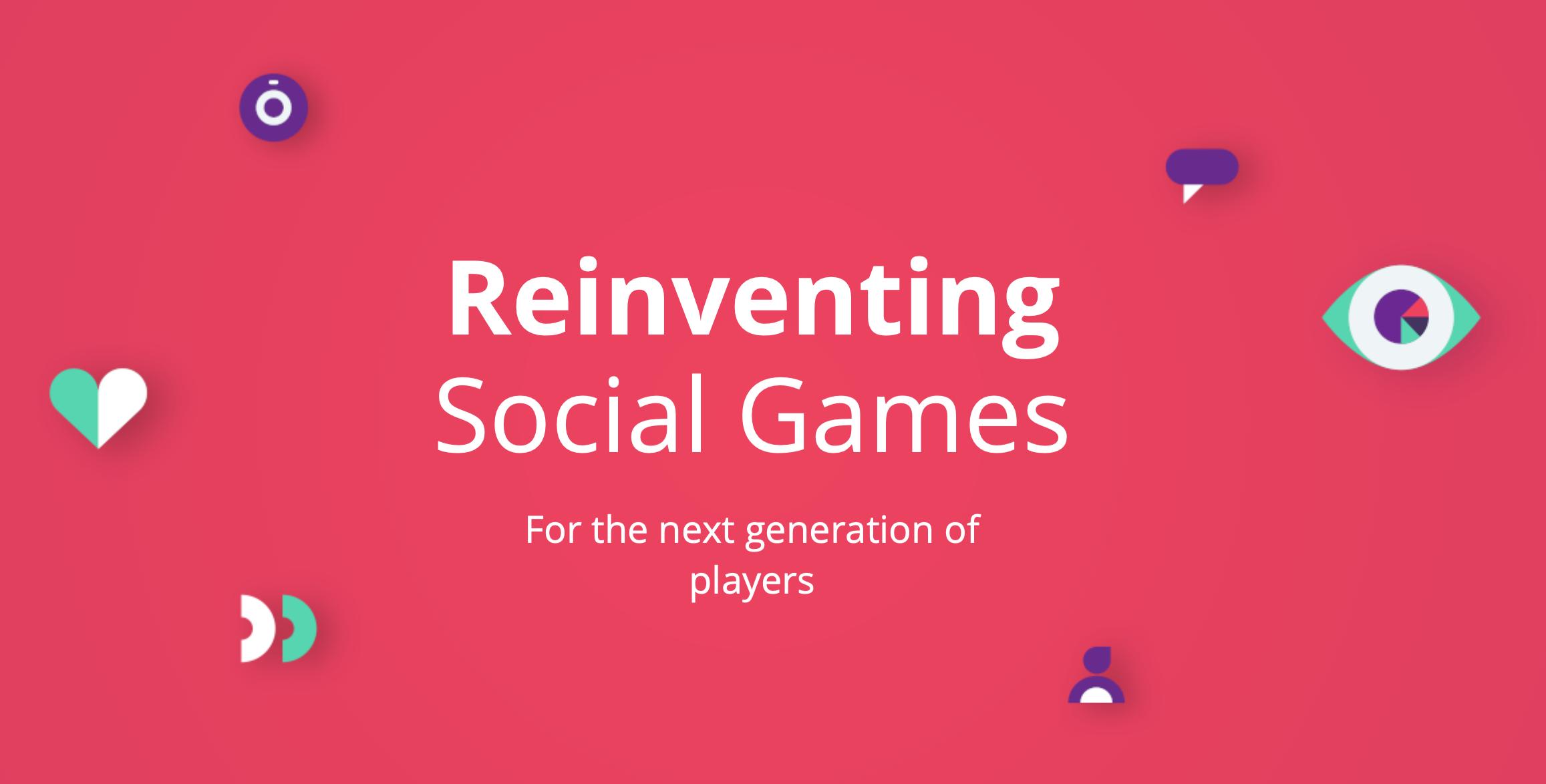 teatimes games going social