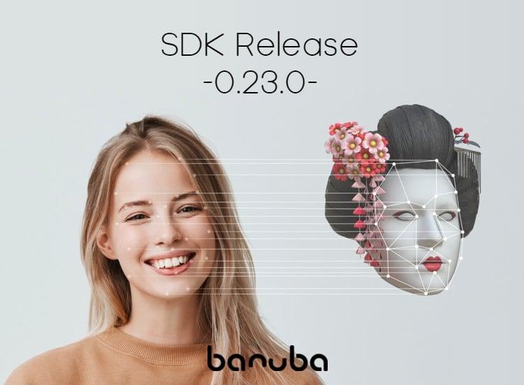 Face AR SDK Rlease 0.23.0 preview