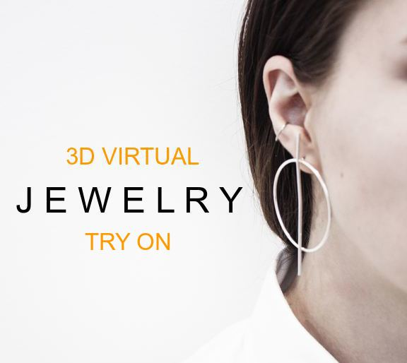 banuba virtual jewelry try on software preview