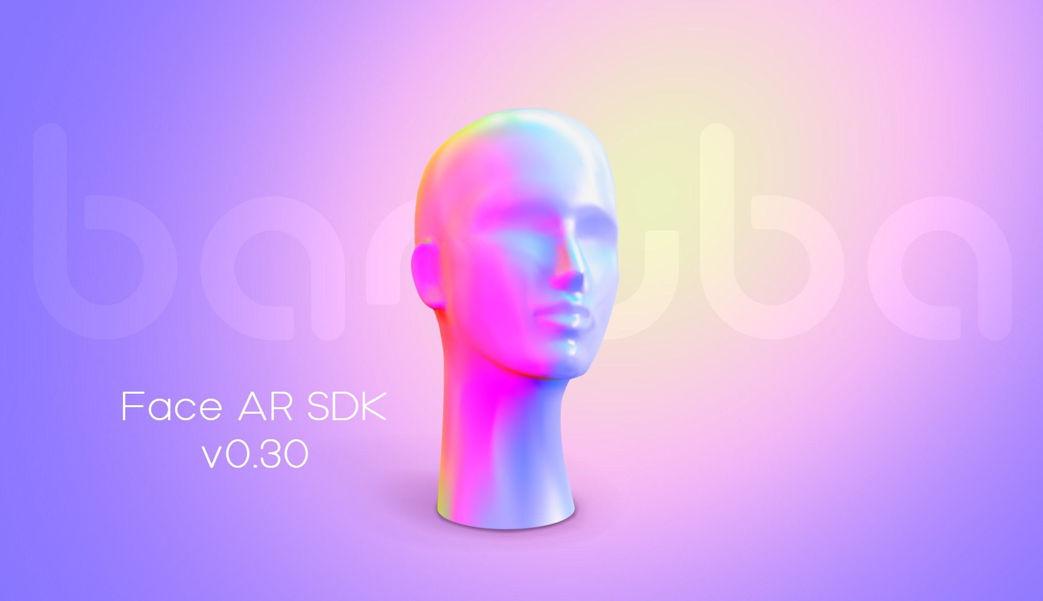 face ar sdk v0.30 release notes