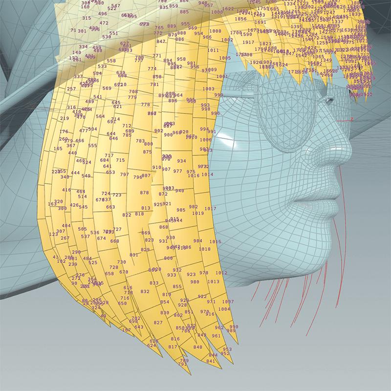 optimize 3d face filter