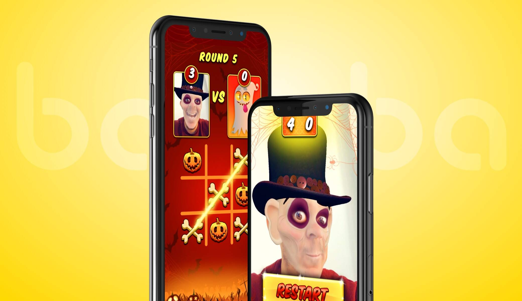 face filter game hero image