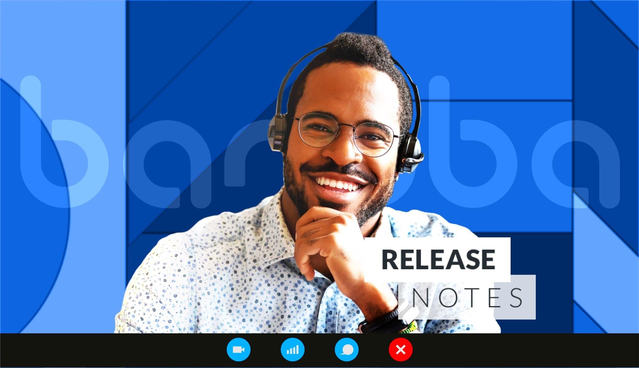banuba sdk release v0.32 hero image