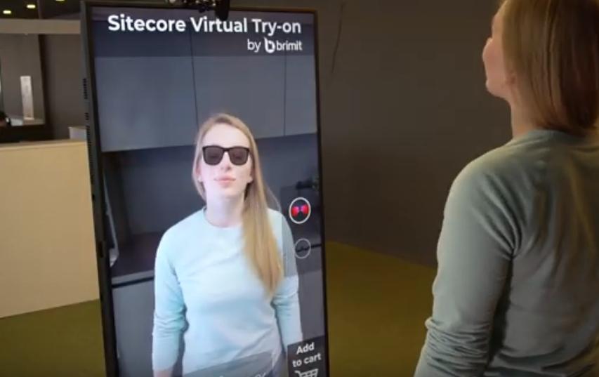 sitecore virtua try on mirror 1-1